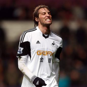 Michu has urged Swansea to make a loan move for Liverpool striker Iago Aspas during the January transfer window