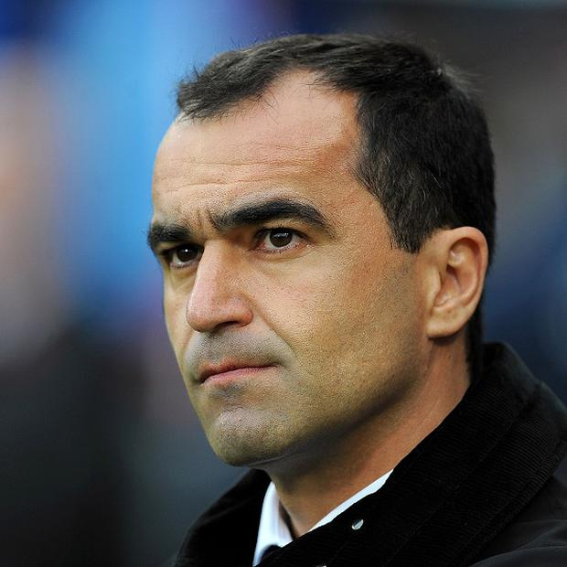 Everton manager Roberto Martinez is wary of injuries and suspensions coming the Toffees' way over the Christmas period