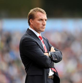 Brendan Rodgers turned down the chance to manage at Tottenham