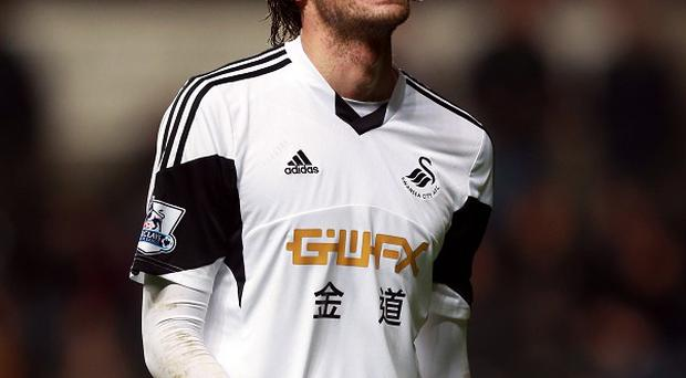 Michu has an ankle complaint