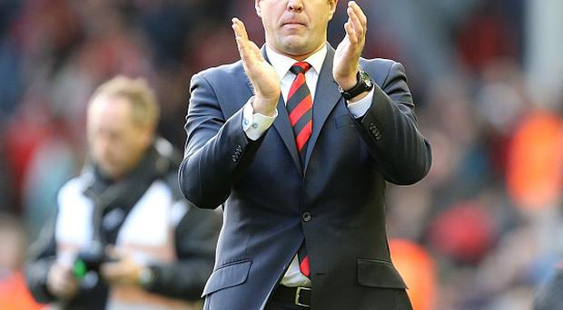 Malky Mackay is refusing to resign