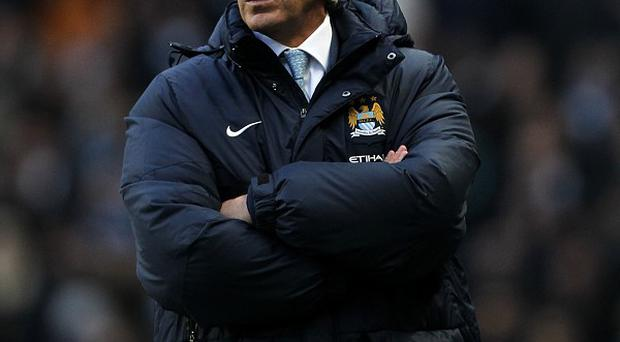 Manuel Pellegrini believes his Manchester City side 'are improving'