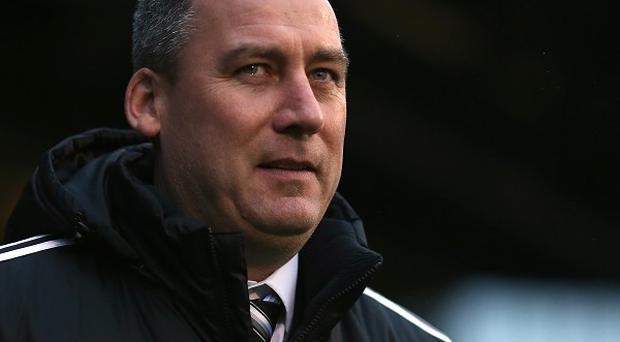 Fulham Head Coach Rene Meulensteen is desperate to see his side collect points