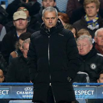 Monday night's goalless draw enabled Jose Mourinho, pictured, to extend his unbeaten run against Arsene Wenger