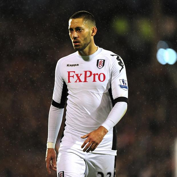 Clint Dempsey is back at Fulham