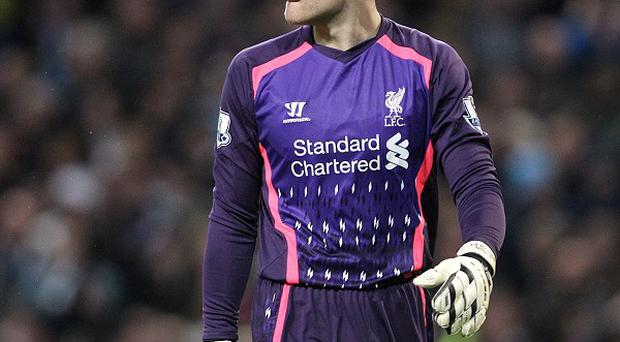 Simon Mignolet will not want to think too much about his role in Manchester City's winning goal