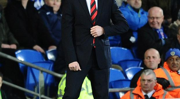 Cardiff City haved sacked manager Malky Mackay