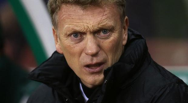 David Moyes feels his side are starting to click