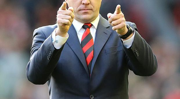Malky Mackay claims he leaves Cardiff in a strong position