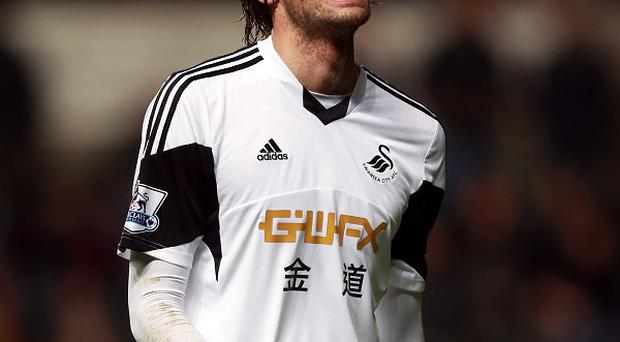 Michu is set for a spell on the sidelines