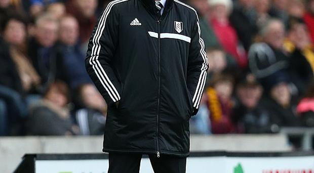 Rene Meulensteen is looking for a response from his Fulham side