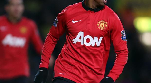 Ashley Young insists the 'character' and 'team spirit' at Manchester United is high