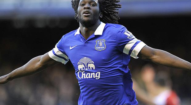 Romelu Lukaku ended his recent goal drought