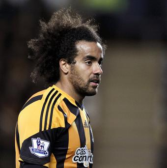 Tom Huddlestone is not thinking about the World Cup