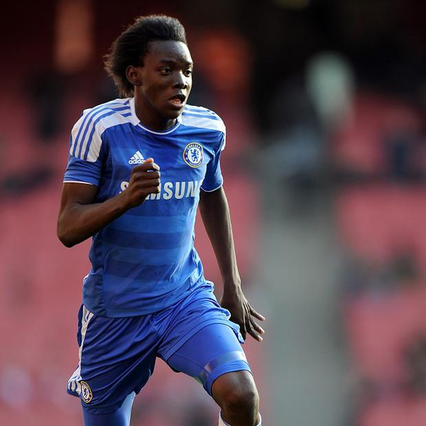 Bertrand Traore was taken as a trialist on Chelsea's summer tour of Asia