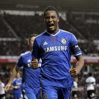 John Obi Mikel, pictured, believes in Jose Mourinho's methods