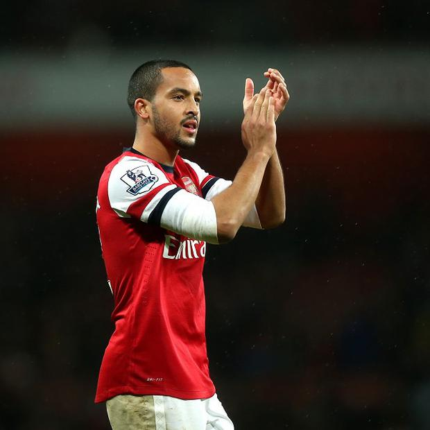 Theo Walcott looks set to be sidelined for six months