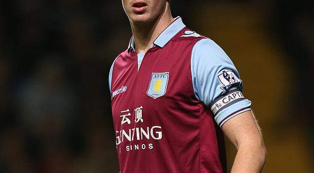 Ciaran Clark, pictured, has wished Libor Kozak well in his recovery from a broken leg