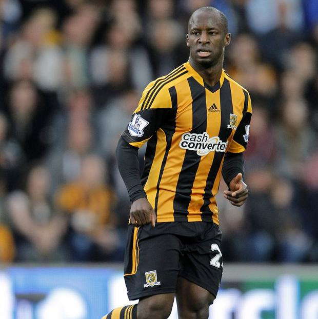 Hull manager Steve Bruce believes securing Sone Aluko, pictured, on a new contract could be the club's most significant action in the transfer window