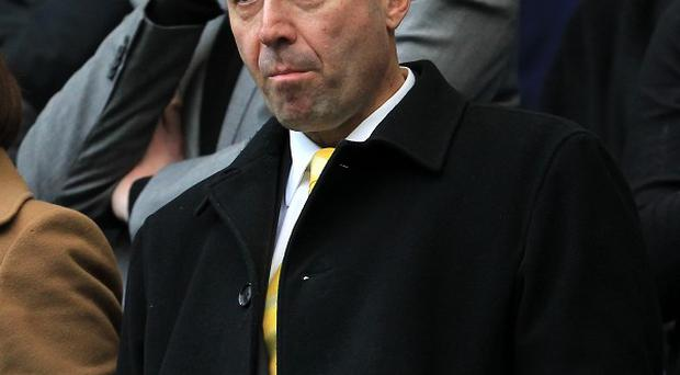 Norwich chief executive David McNally says the club have not received any transfer requests