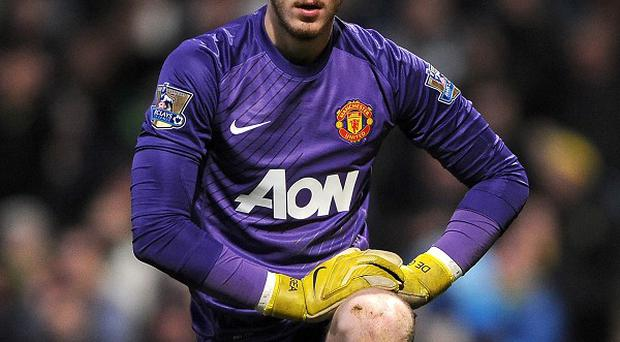 David de Gea and his team-mates are determined to improve their form