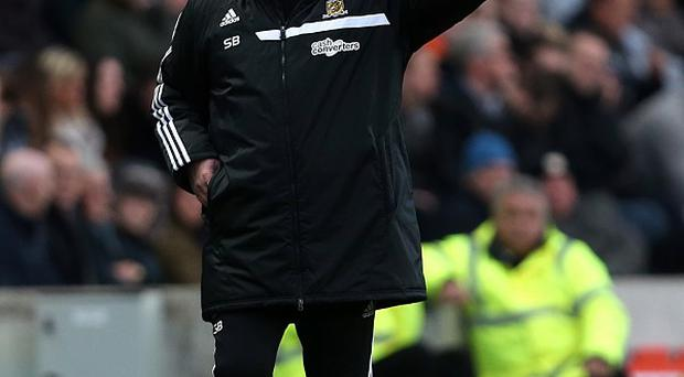 Steve Bruce is unhappy about false transfer rumours