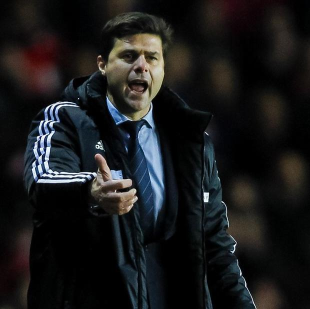 Mauricio Pochettino has no intention of leaving Southampton
