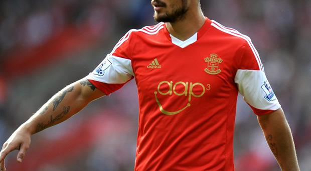 Dani Osvaldo has scored just three times for Southampton since joining from Roma