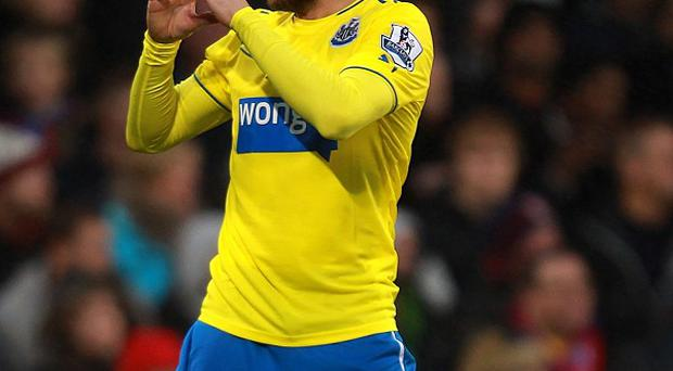 Yohan Cabaye was a target for Arsenal last summer