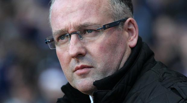 Paul Lambert has told the Aston Villa fans to stick with his young squad
