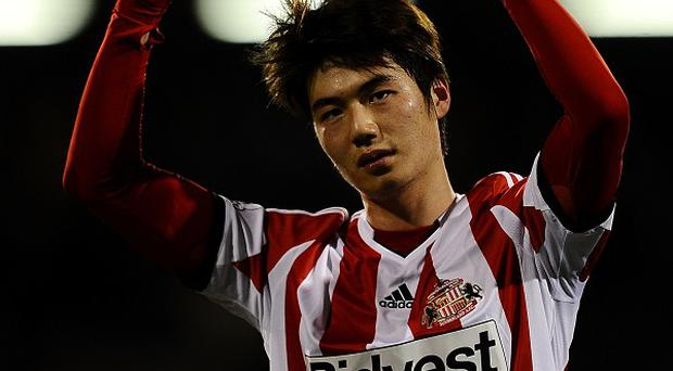 Ki Sung-yeung is on loan at Sunderland from Swansea