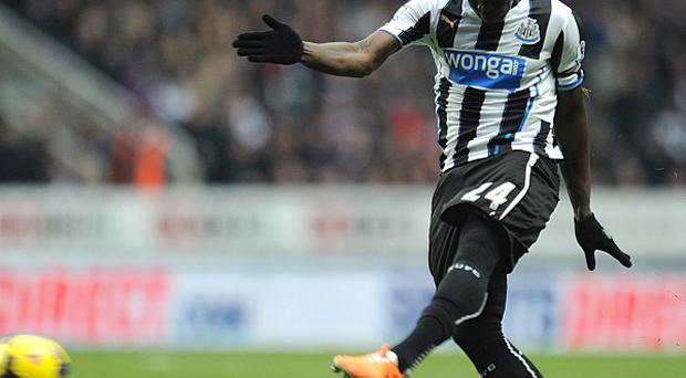 Newcastle United's Cheick Tiote's has vowed to carry on shooting
