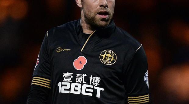 Grant Holt is set for a move back to the Premier League