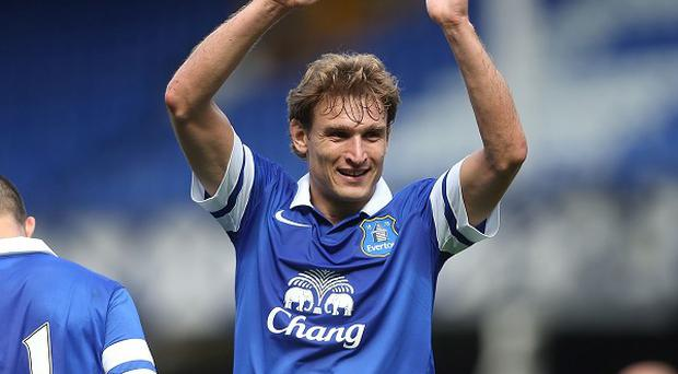 Nikica Jelavic is set to join Hull