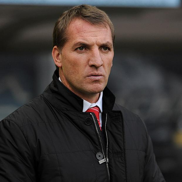 Brendan Rodgers was happy to take responsibility for Liverpool's poor start