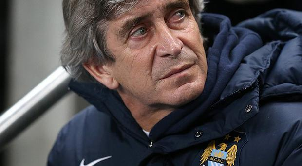 Manuel Pellegrini hailed his free-scoring Manchester City side