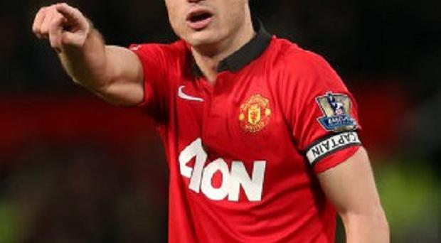 Nemanja Vidic feels Manchester United are too far behind now