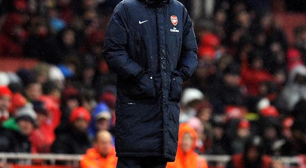 Arsene Wenger, pictured, is pleased Andries Jonker will become head of the club's academy