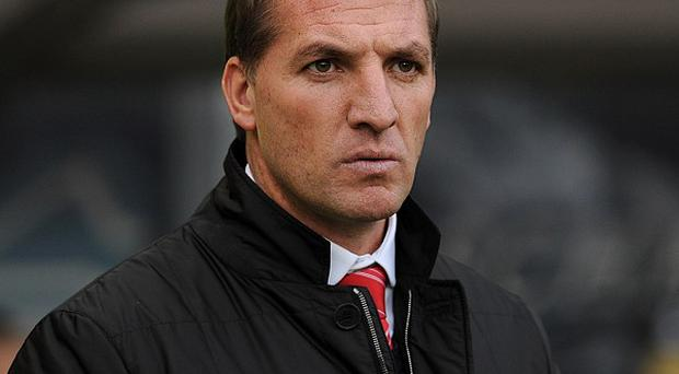 Brendan Rodgers, pictured, has warned Roberto Martinez to expect a strong Liverpool side in the forthcoming local derby