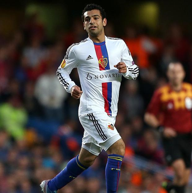 Liverpool look to have missed out on Basle winger Mohamed Salah