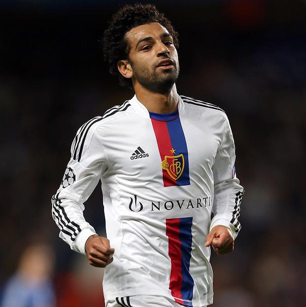 Mohamed Salah is expected to complete his move to Chelsea in the coming days