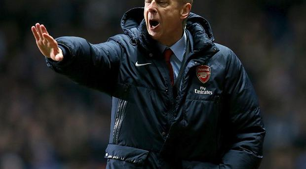 Arsene Wenger, pictured, has rejected claims made by Jose Mourinho