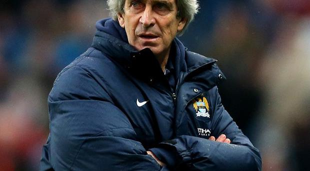 Manuel Pellegrini hopes the Watford display acts as a wake-up call for his players