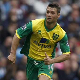 Wes Hoolahan has expressed his desire to leave Carrow Road