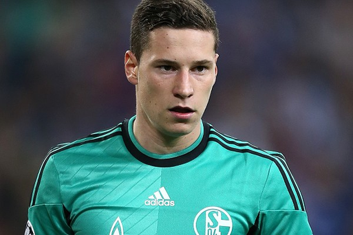 Julian Draxler has a £37million buy-out clause