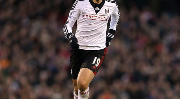 Adel Taarabt spent the first half of the season on loan with Fulham