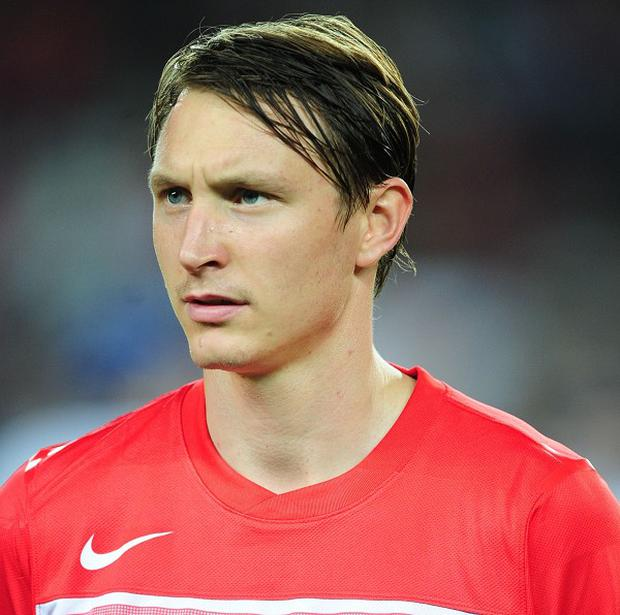 Kim Kallstrom has a back injury