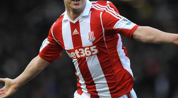 Charlie Adam's brace was enough to beat Manchester United