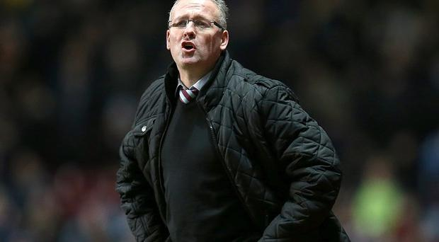 Paul Lambert is currently halfway through a three-year deal at Aston Villa