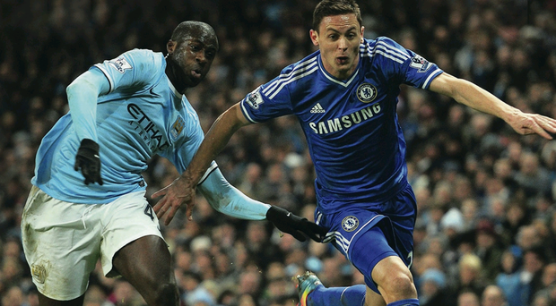 Nemanja Matic showed on Monday why Chelsea were desperate to reclaim his signature
